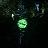 Spiral Tail with Glow Ball