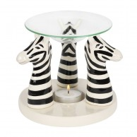 Zebra Oil Burner