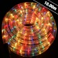 10 Metre Multi-Colour Rope Light