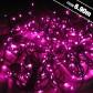 Pink LED Chaser Lights