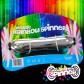 Double Rainbow Spinner Wholesale