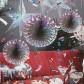 Iridescent Fan Decorations (3 Pack)