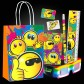 Emoji Party Bag Set (12 pack)