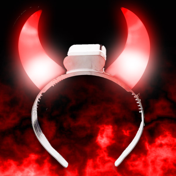 Click to view product details and reviews for Flashing Devil Horns Wholesale.