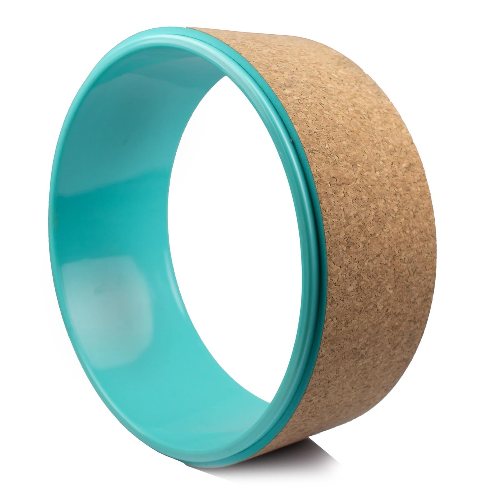 Eco Cork Yoga Wheel
