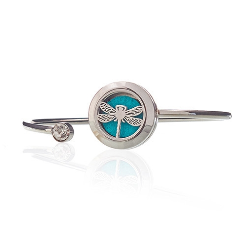Click to view product details and reviews for Diffuser Bangle Dragonfly 24.