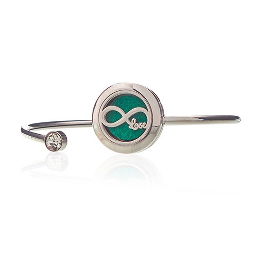 Click to view product details and reviews for Diffuser Bangle Infinite Love 25.