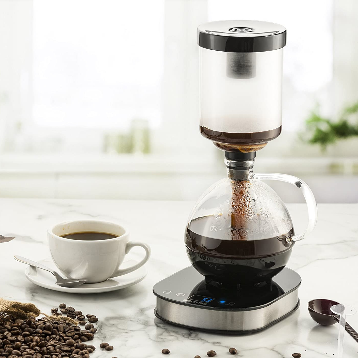 Click to view product details and reviews for Digital Siphon Artisanal Coffee Maker.