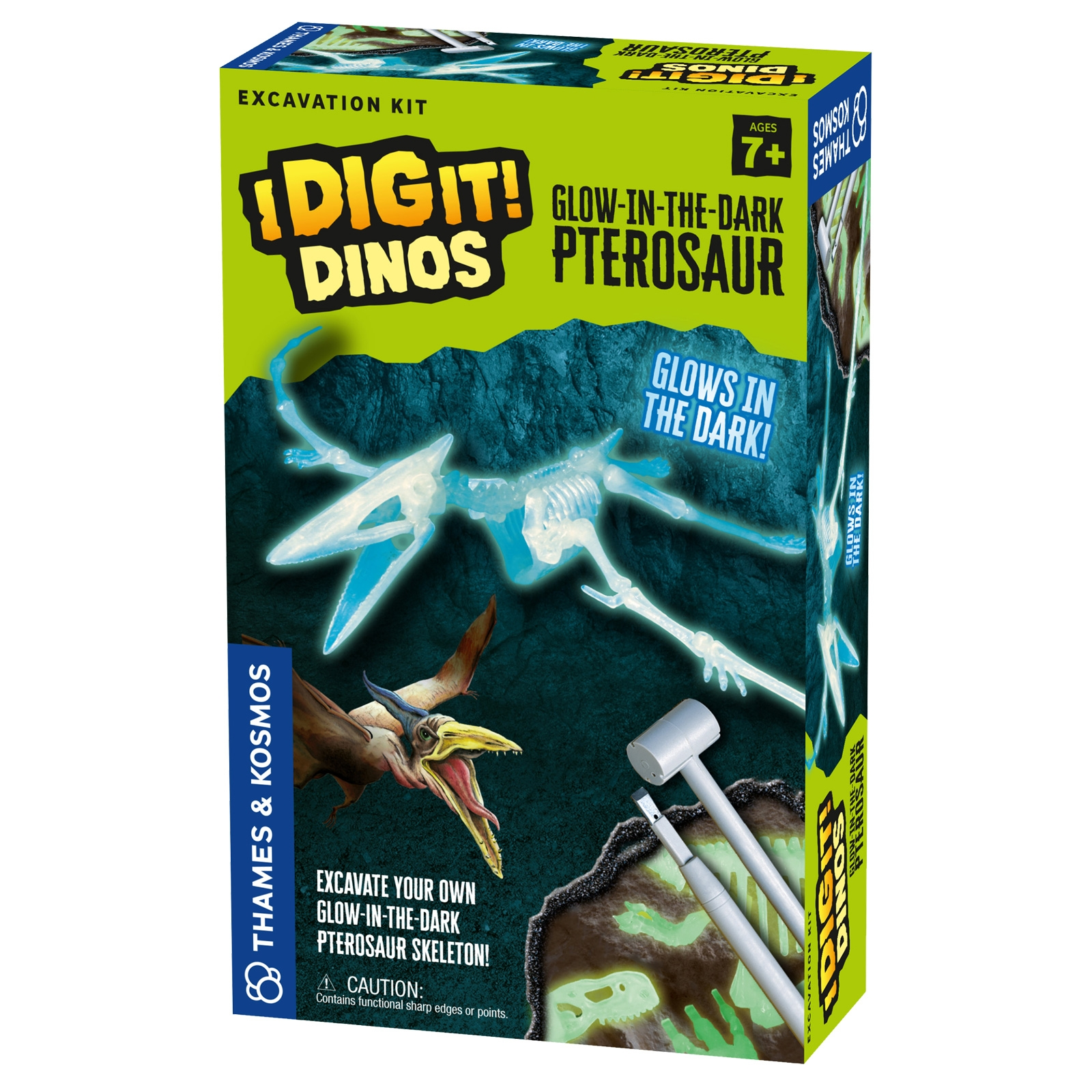 I Dig It Glow In The Dark Dinos Pterosaur
