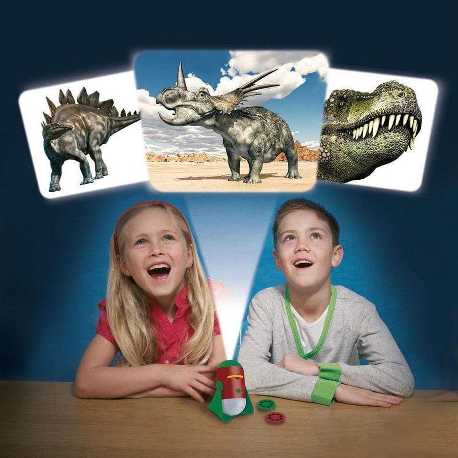 Dinosaur Projector And Night Light
