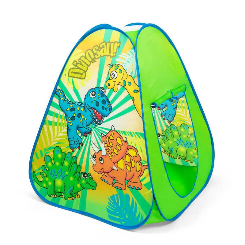 Click to view product details and reviews for Dinosaur Pop Up Tent.