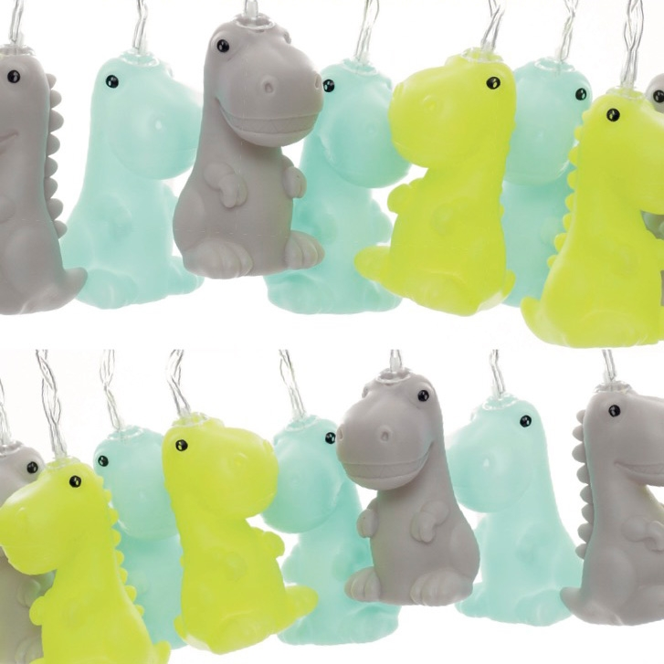 Click to view product details and reviews for Dinosaur Fairy Lights.