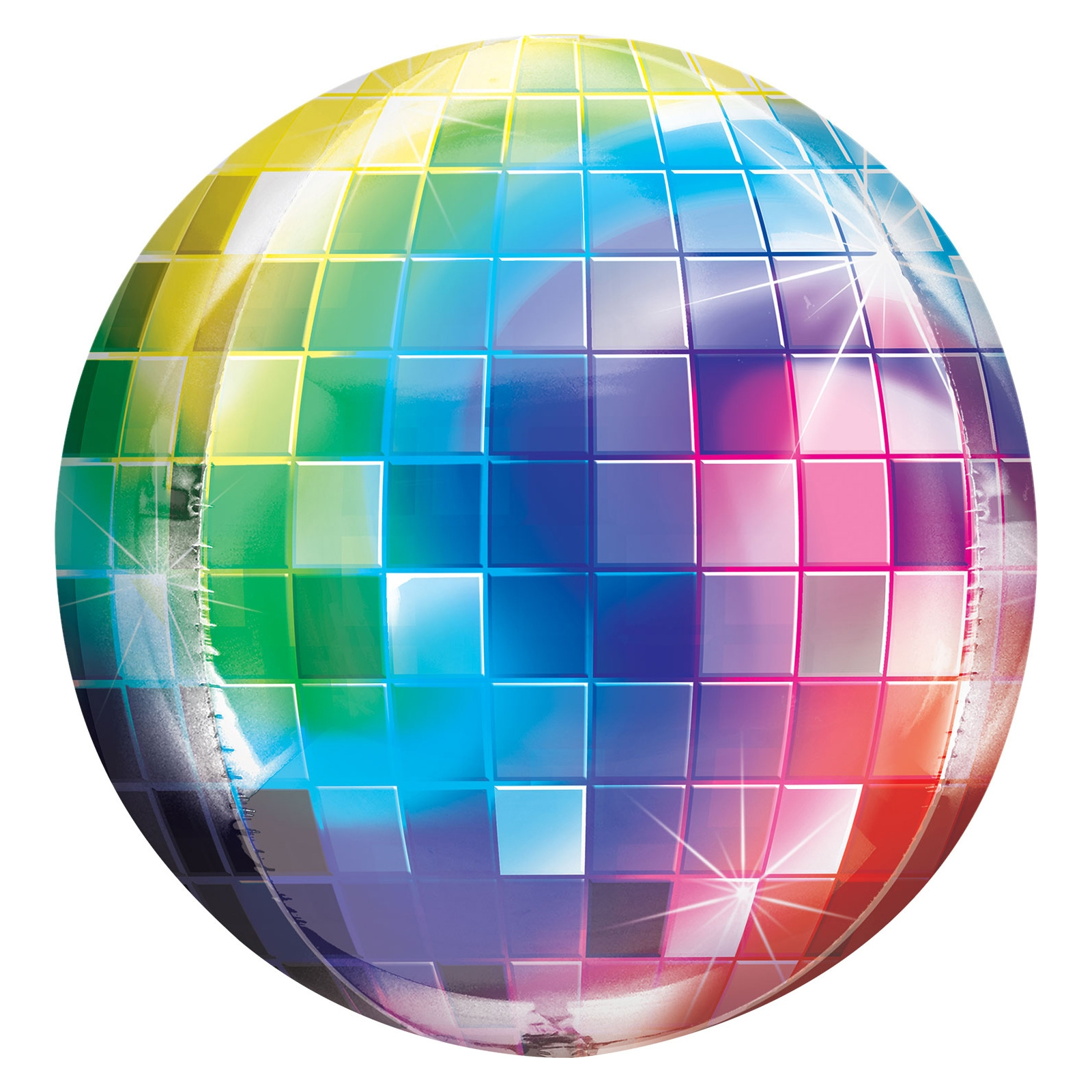 Click to view product details and reviews for Orbz Foil Balloon Disco Ball.