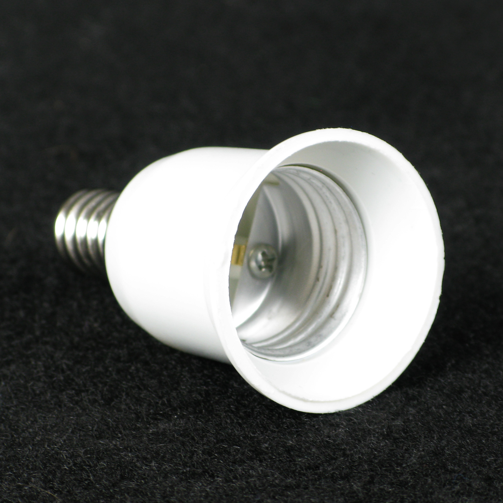 Click to view product details and reviews for E14 To E27 Bulb Socket Converter 401095.
