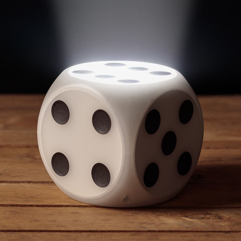 Click to view product details and reviews for Dice Lamp.