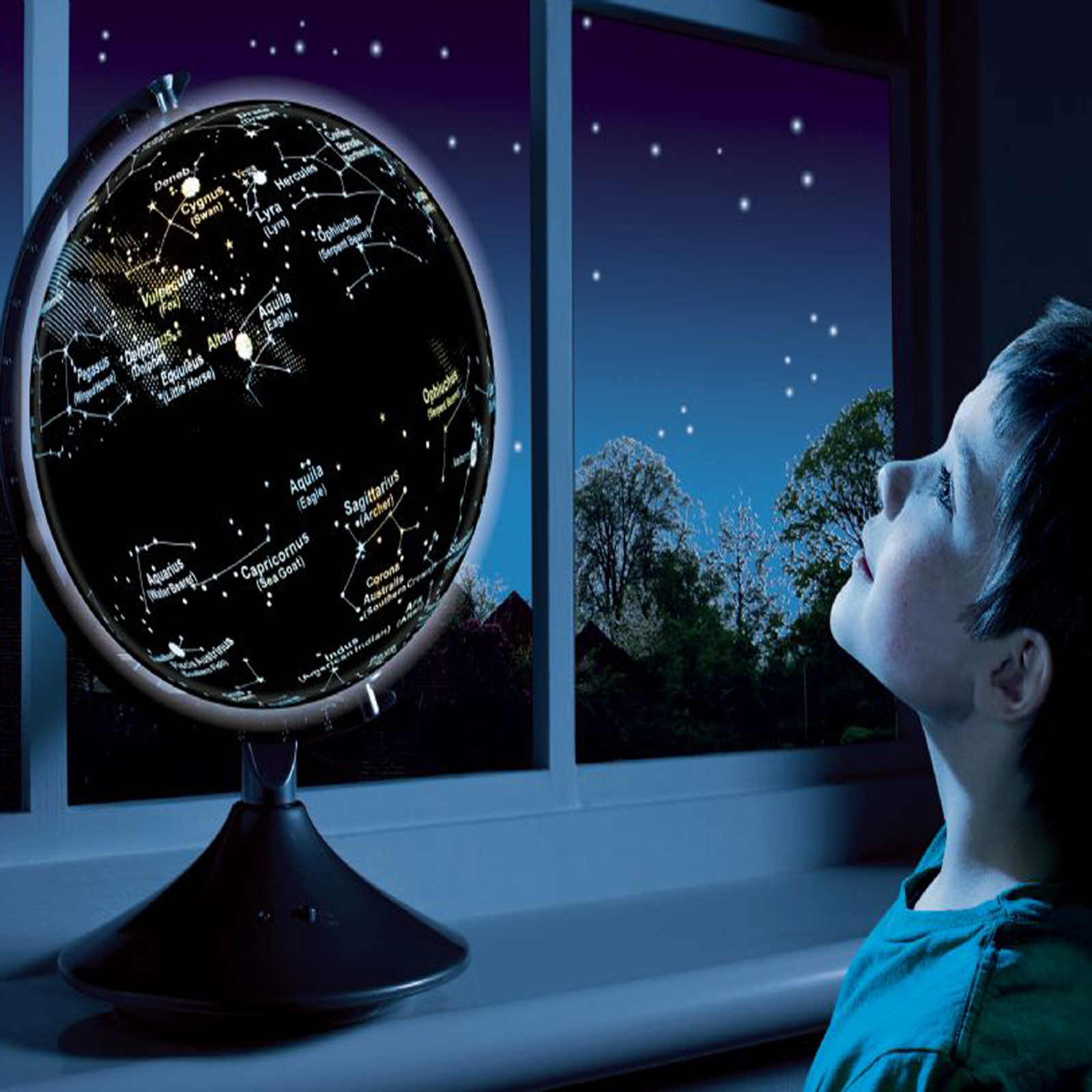 Click to view product details and reviews for Earth And Constellation Globe.