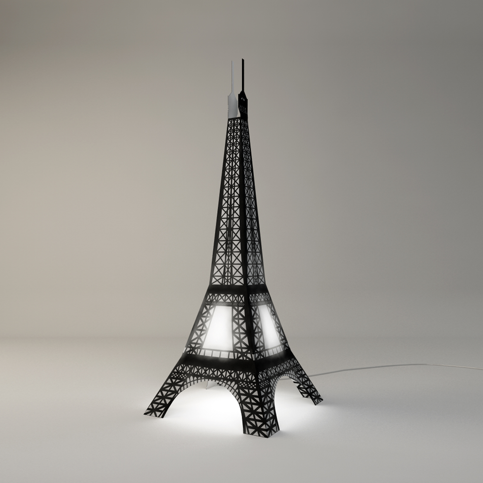 Click to view product details and reviews for Eiffel Tower Floor Lamp 120cm.