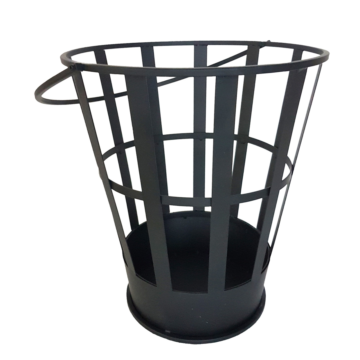 Click to view product details and reviews for Fire Basket With Handle Ff46.