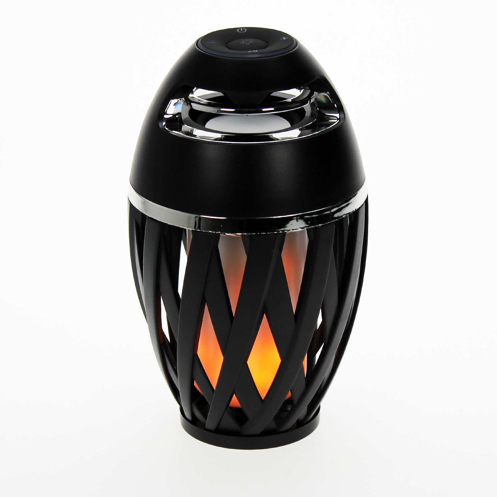 Click to view product details and reviews for Led Flame Effect Speaker.