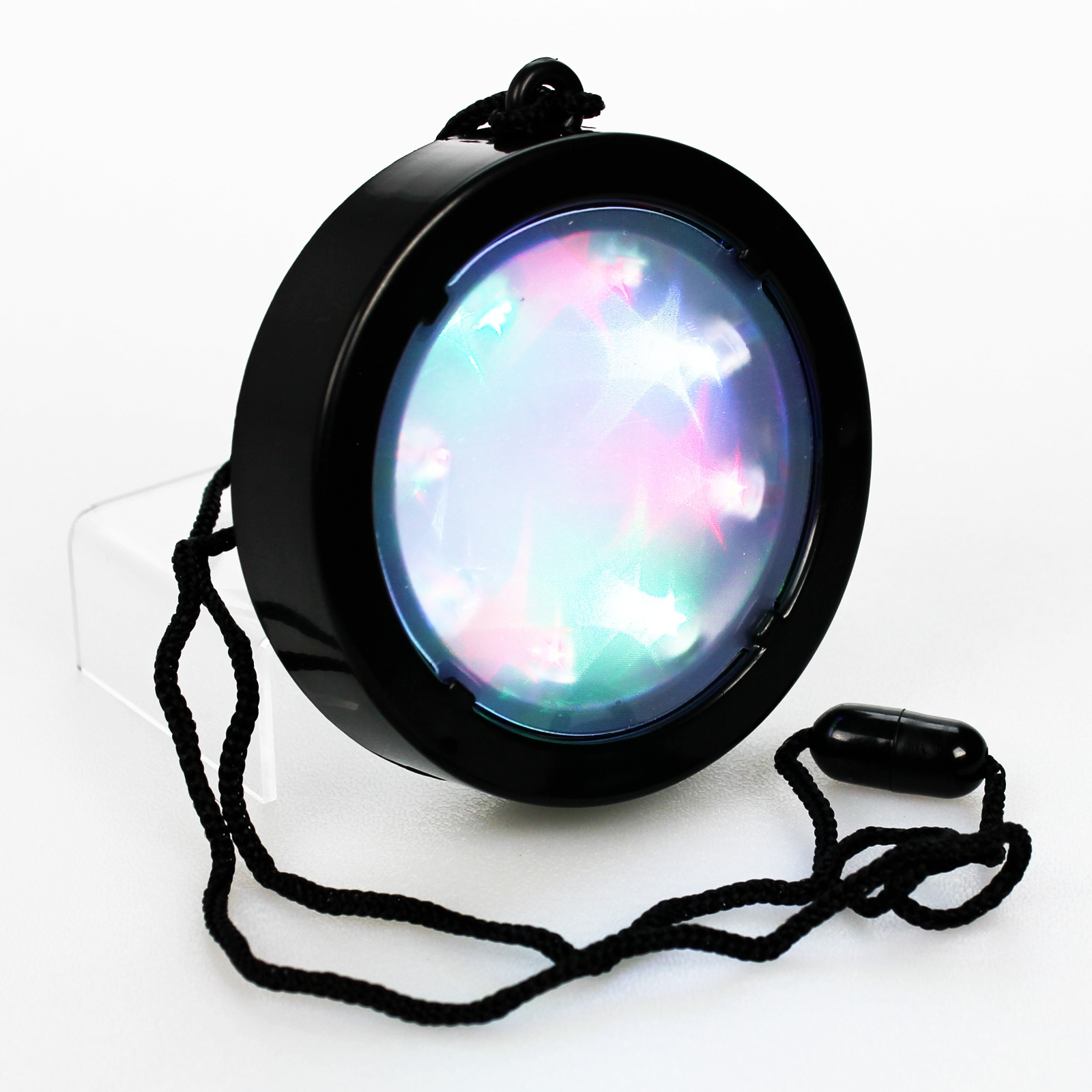 Click to view product details and reviews for Flashing Infinity Tunnel Pendant Wholesale.