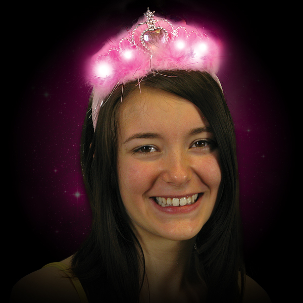 Click to view product details and reviews for Flashing Tiaras.