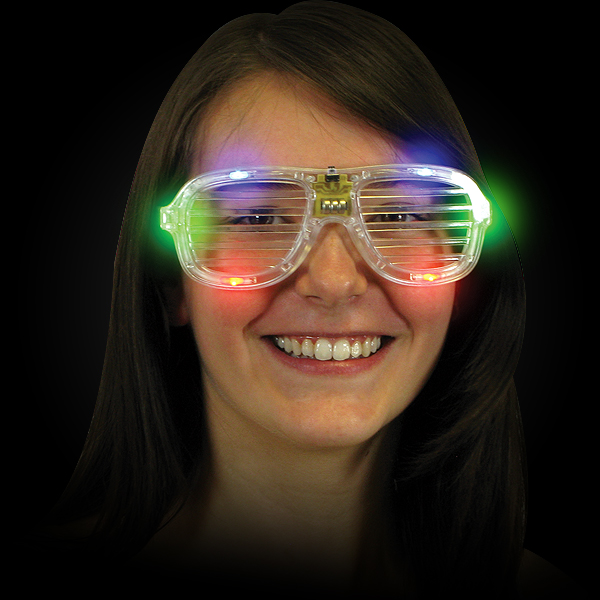 Click to view product details and reviews for Flashing Shutter Shades Wholesale.