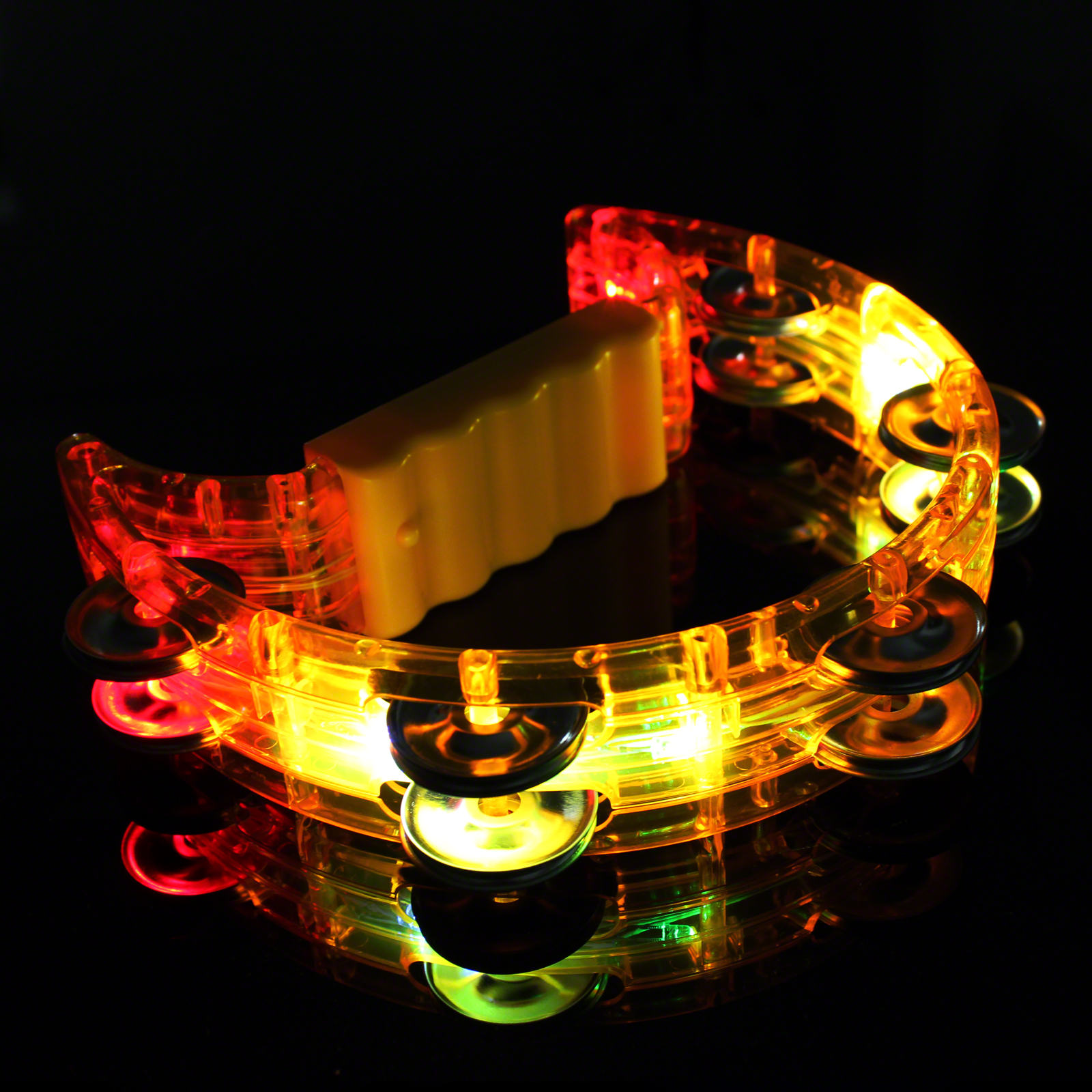 Click to view product details and reviews for Flashing Tambourine Wholesale.