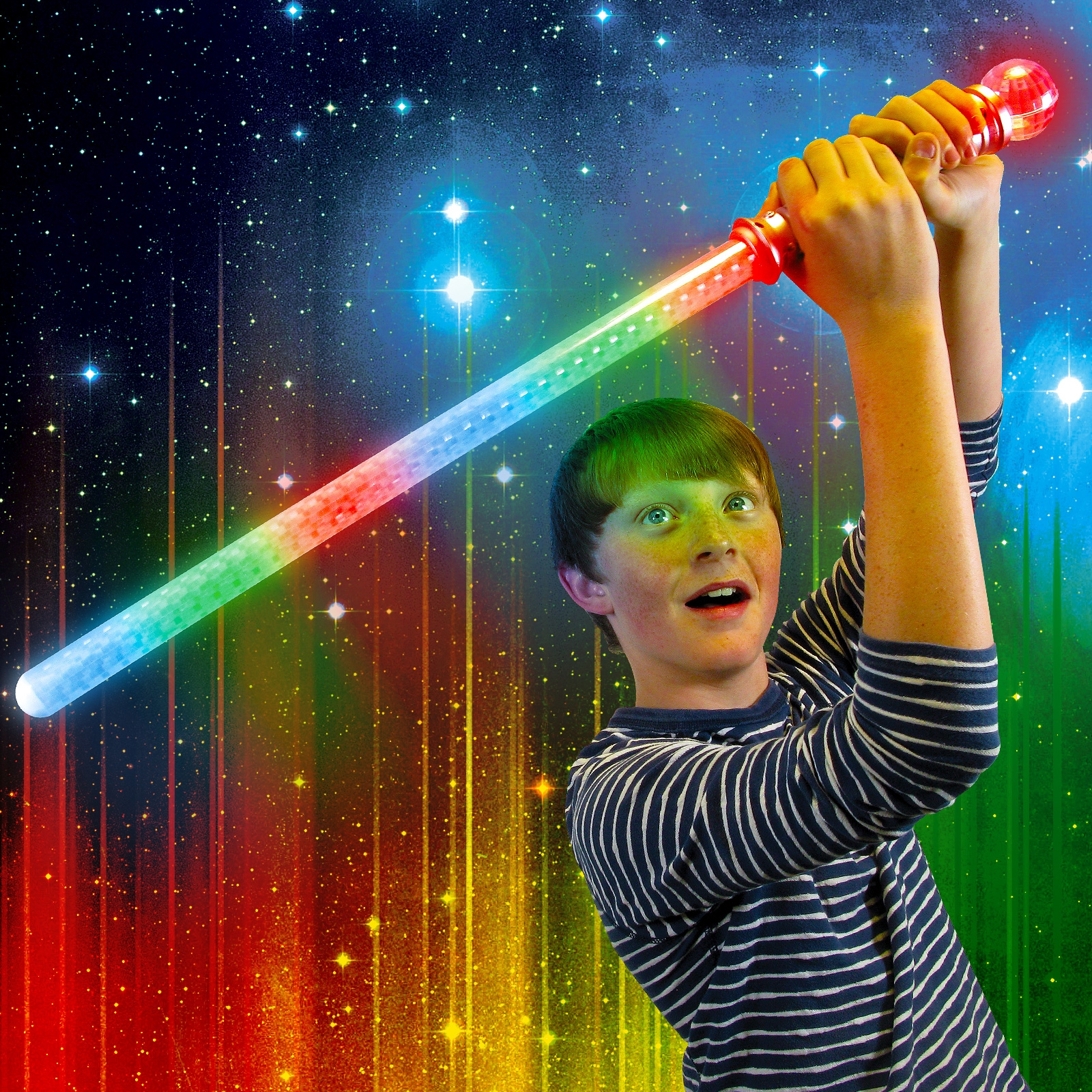 Click to view product details and reviews for Flashing Mega Sword Wholesale.