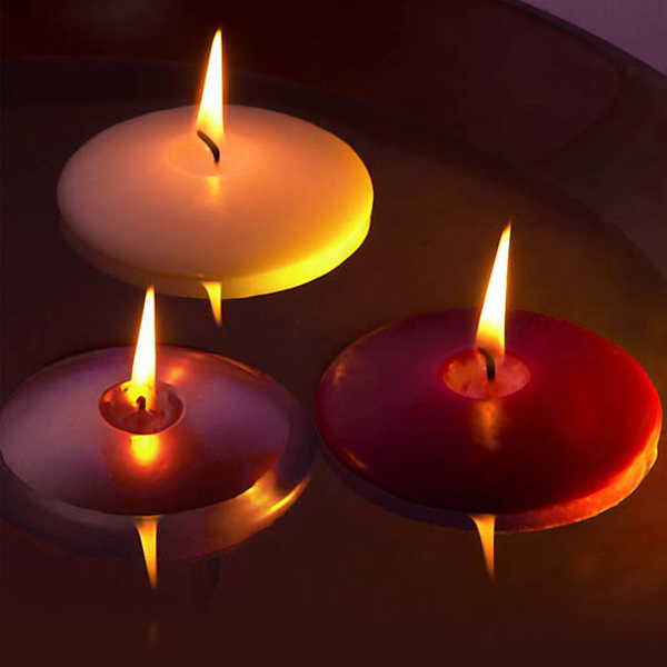 Click to view product details and reviews for Floating Candles Single.