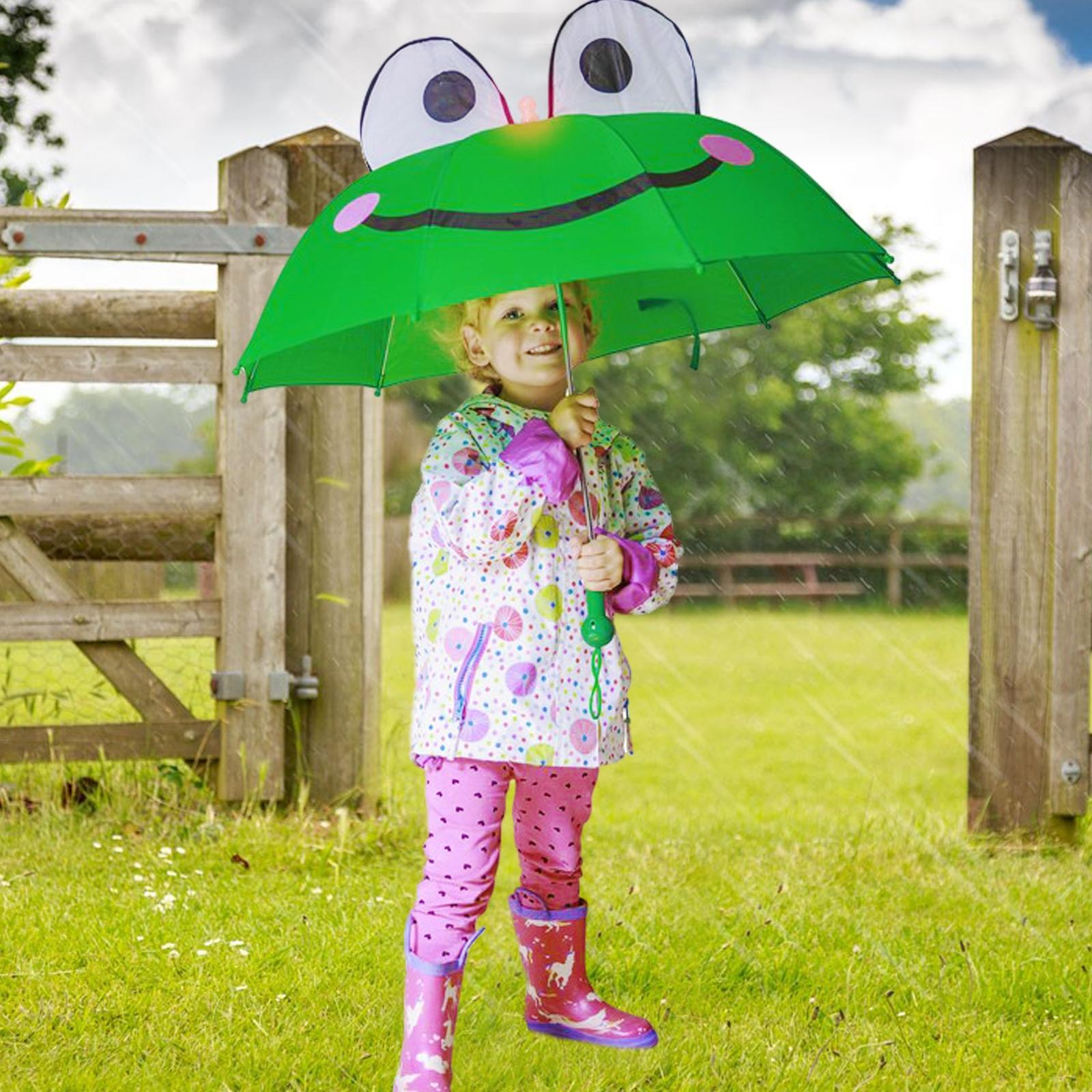 Frog Umbrella