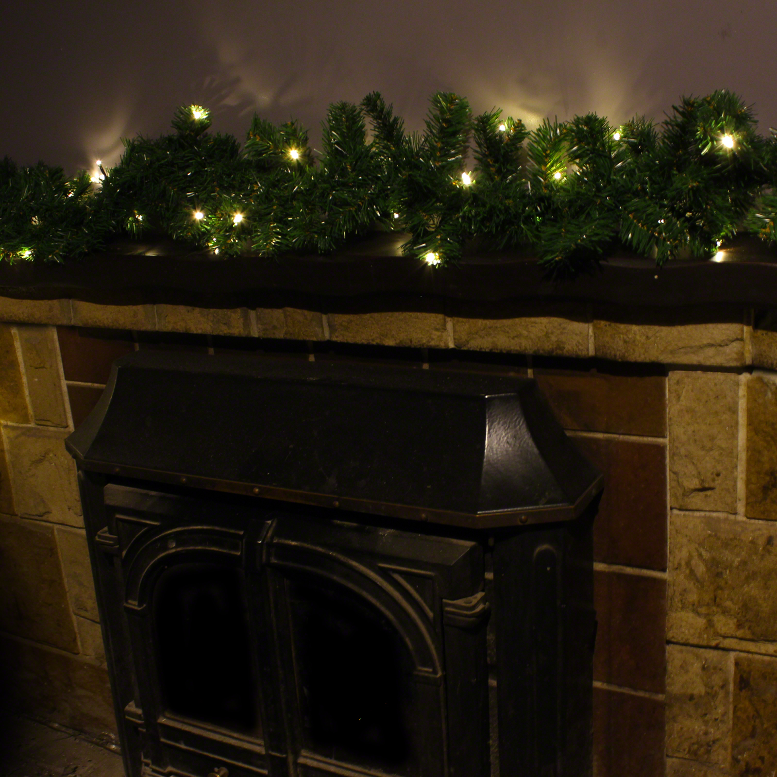 Click to view product details and reviews for 27m Dusk Till Dawn Garland Nite Light.