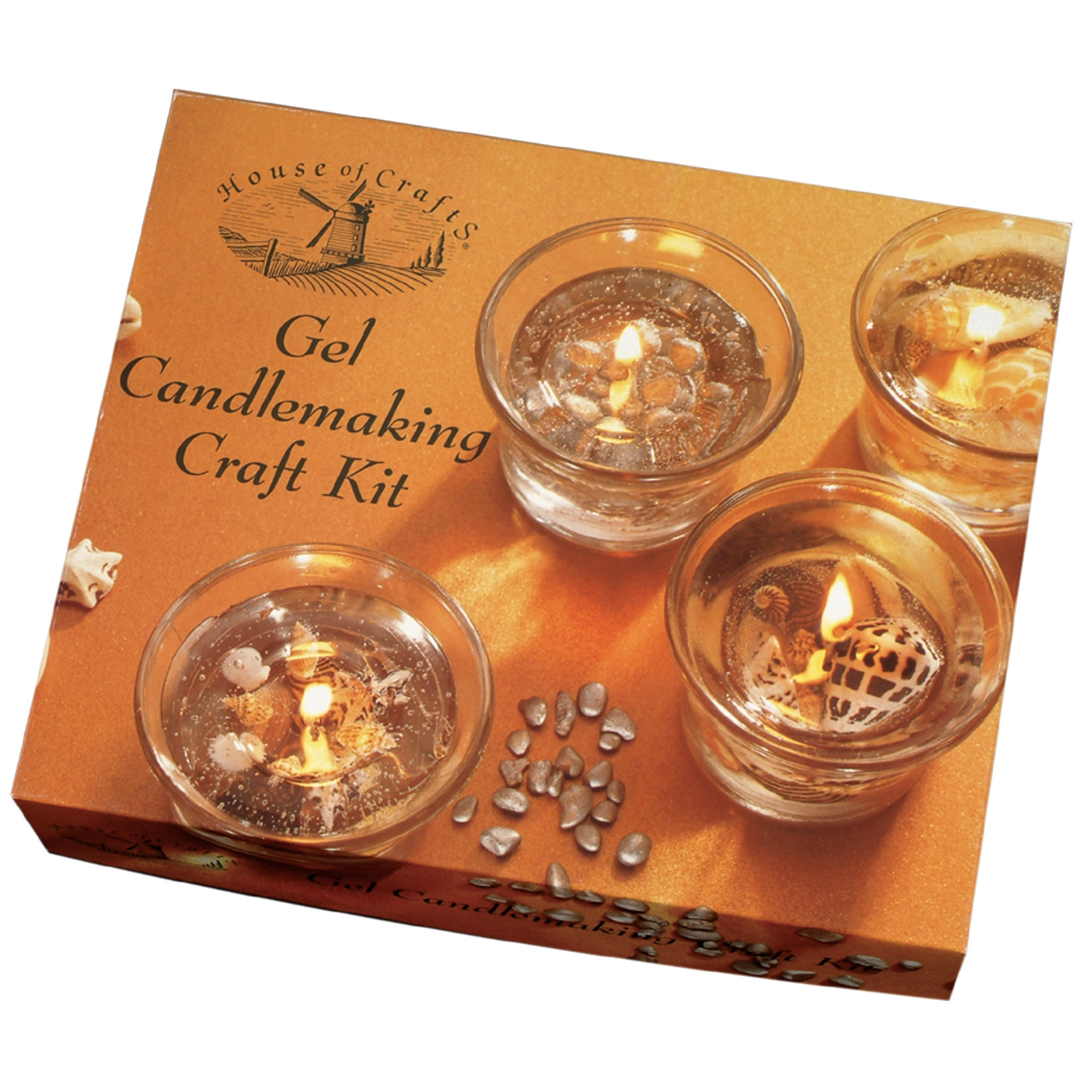 Click to view product details and reviews for Gel Candlemaking Craft Kit.