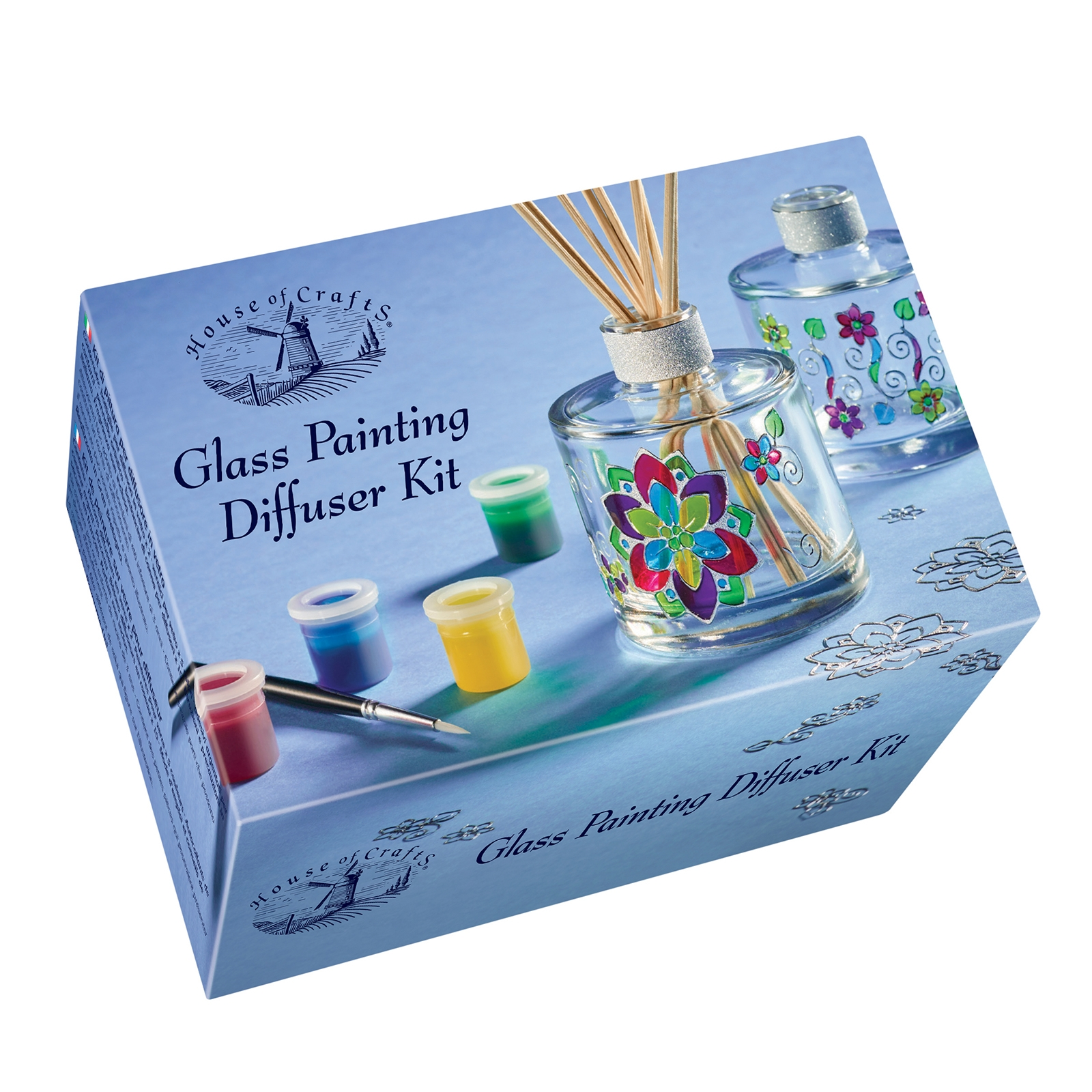 Click to view product details and reviews for Glass Painting Diffuser Kit.