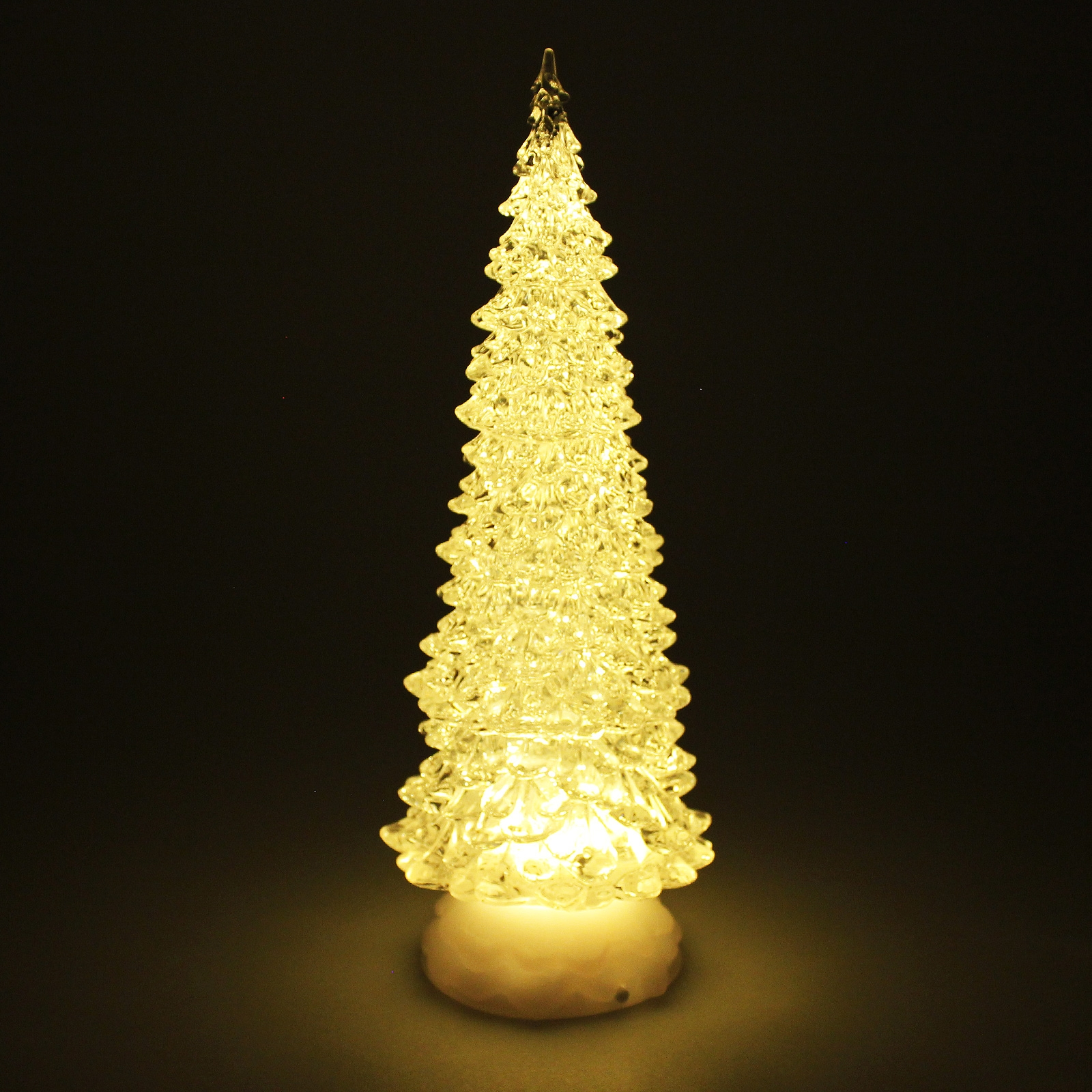 Click to view product details and reviews for Glitter Water Spinner Christmas Tree.