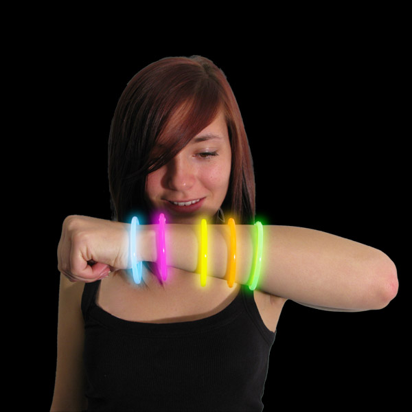 Click to view product details and reviews for Wholesale Glow Bracelets.