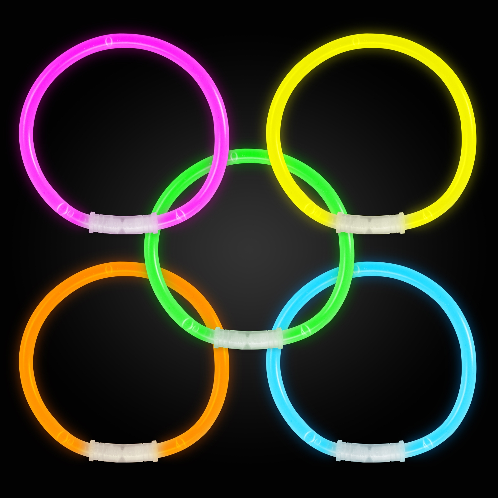 Click to view product details and reviews for Glow Bracelets.