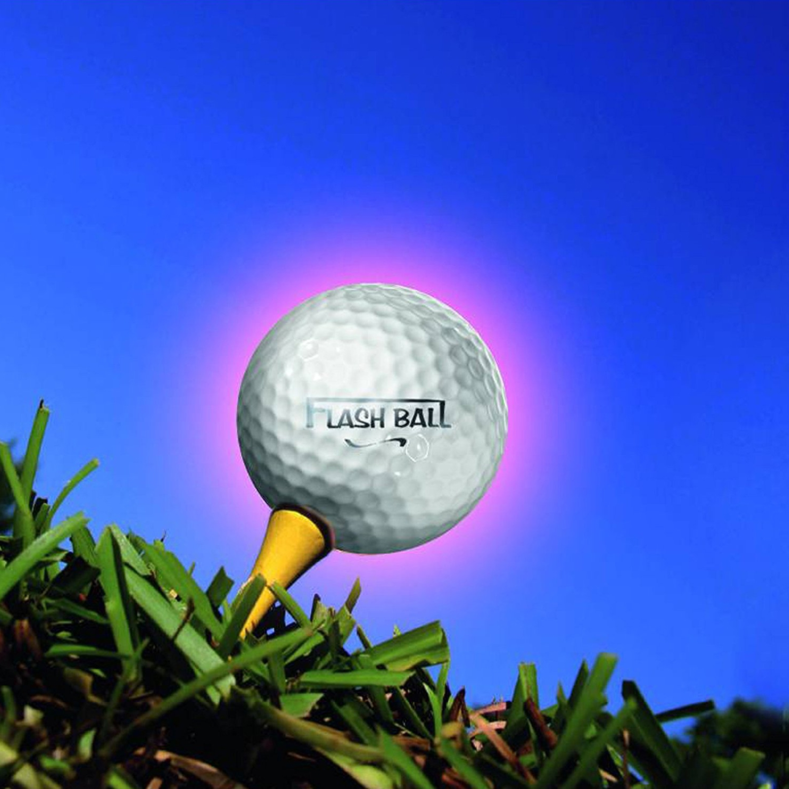 Click to view product details and reviews for Flashing Tracer Golf Ball 2 Pack.