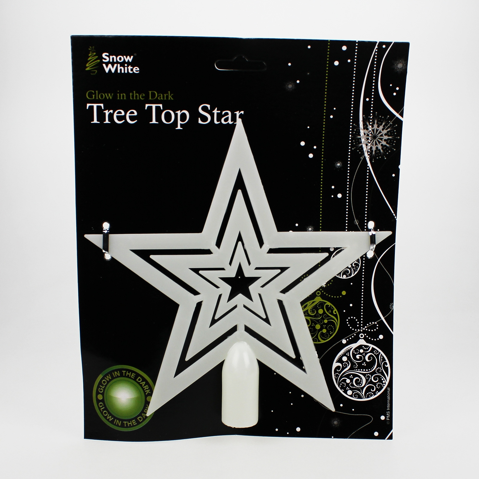 Click to view product details and reviews for Glow In The Dark Tree Topper Star.