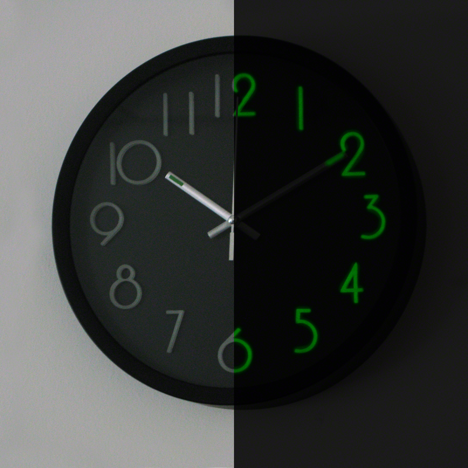Click to view product details and reviews for Glow In The Dark Clock.