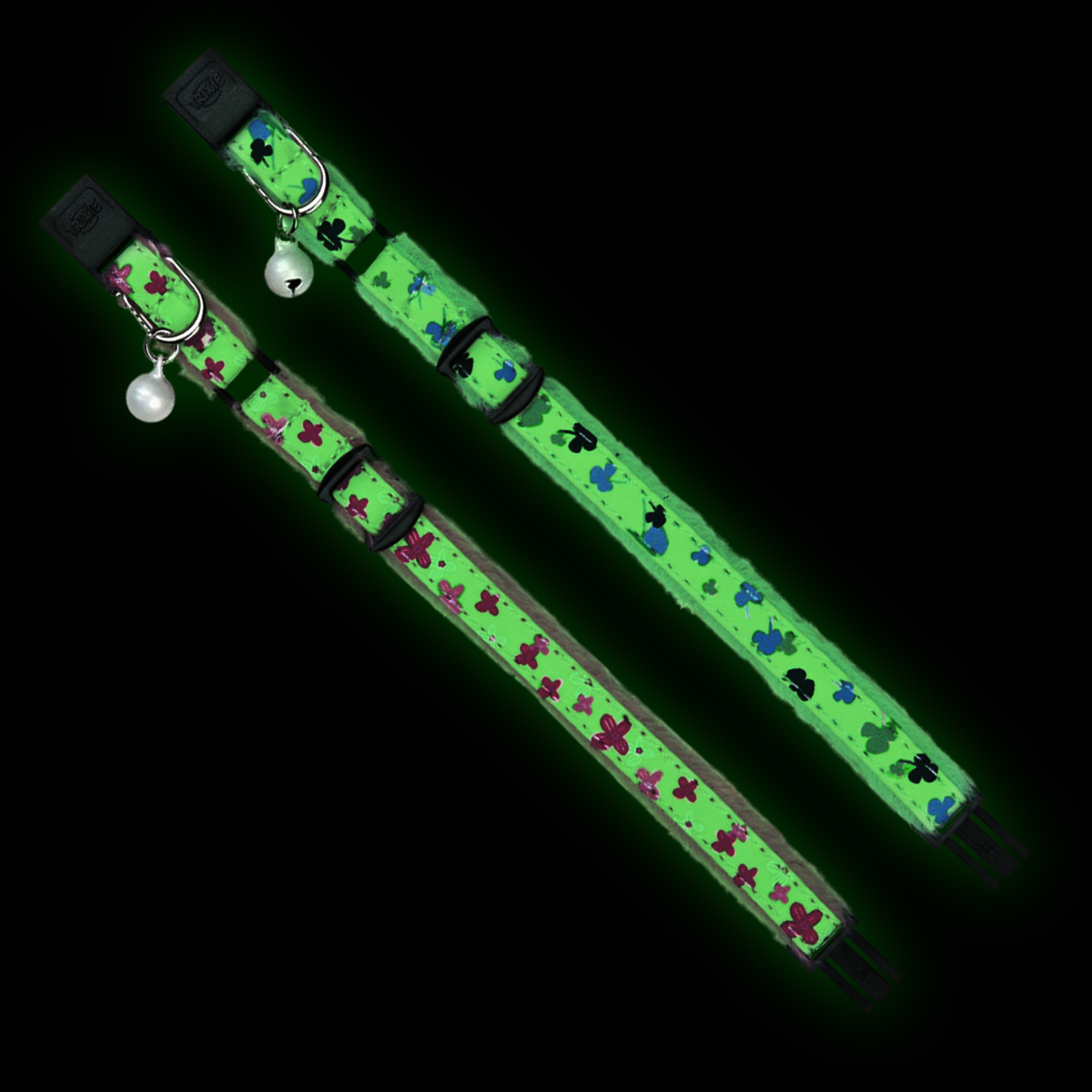 Click to view product details and reviews for Glow In The Dark Kitten Collar.