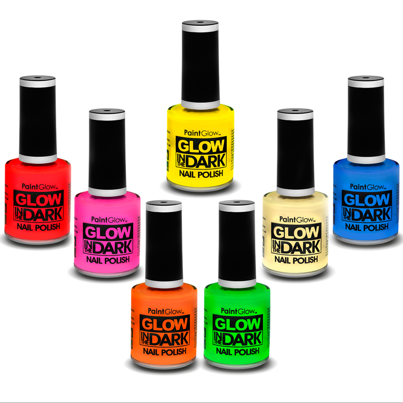 Click to view product details and reviews for Glow In The Dark Nail Polish.