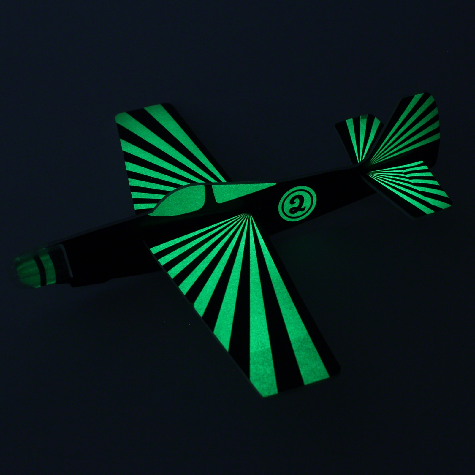 Click to view product details and reviews for Glow In The Dark Glider.