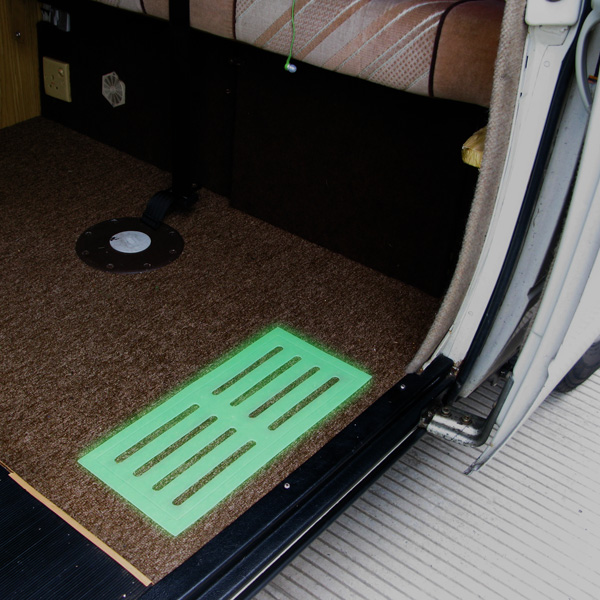 Click to view product details and reviews for Glow In The Dark Step Mat.