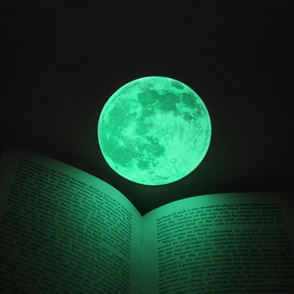 Click to view product details and reviews for Small Glow Moon Light Wall Stickers.