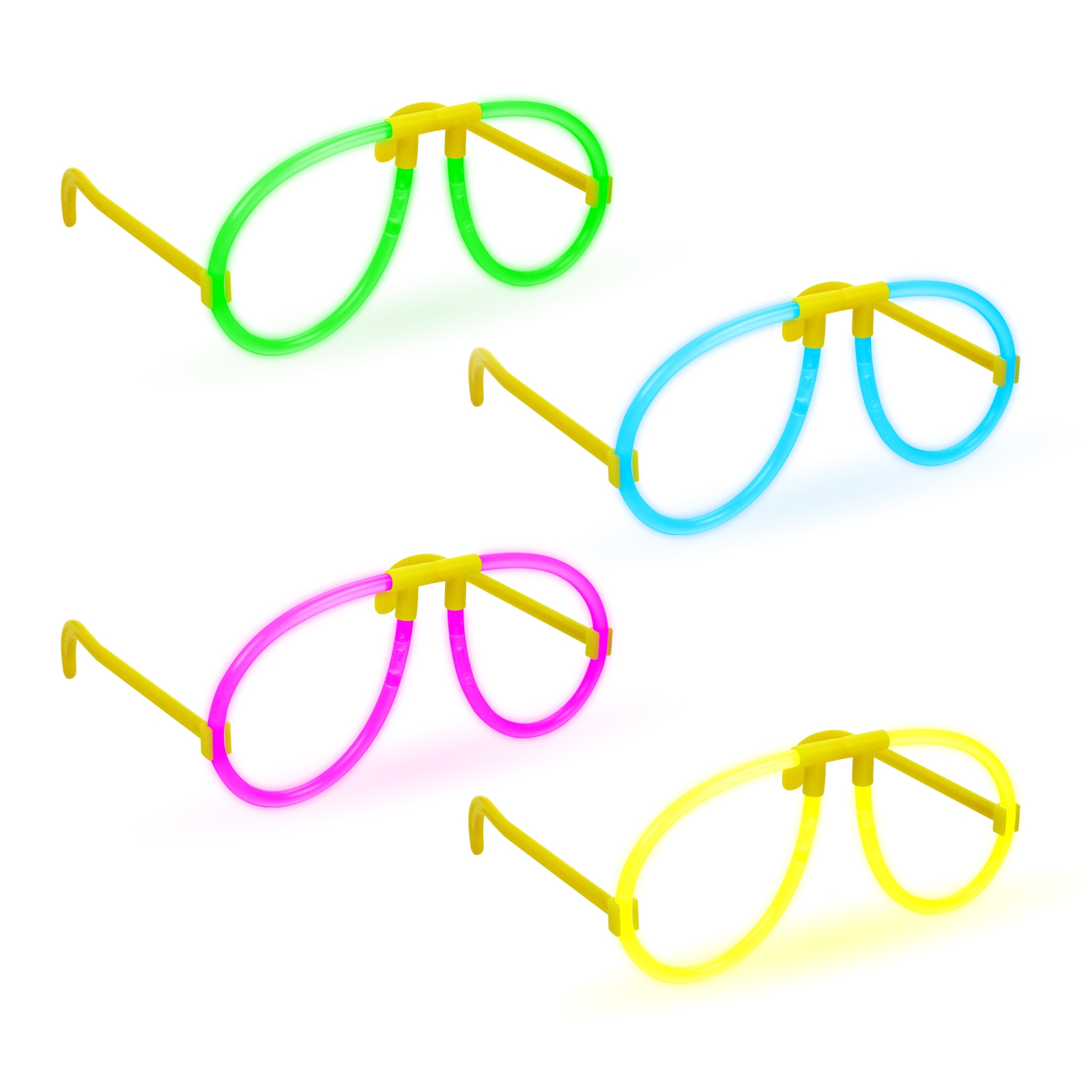 Click to view product details and reviews for Glow Glasses Wholesale.