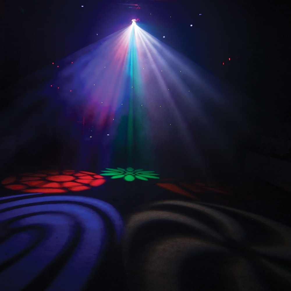 Click to view product details and reviews for Gobo Starwash Multi Light Effect 151606.