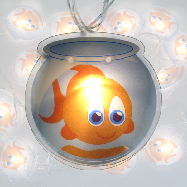 Click to view product details and reviews for Goldfish Stringlights.