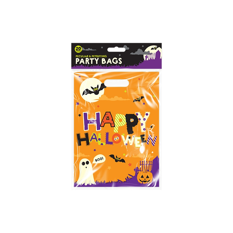 Click to view product details and reviews for Halloween Party Bags X 20.