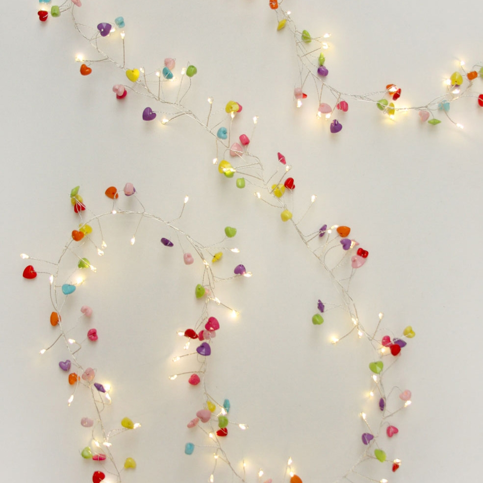 Click to view product details and reviews for Hearts Battery Operated Fairy Lights.