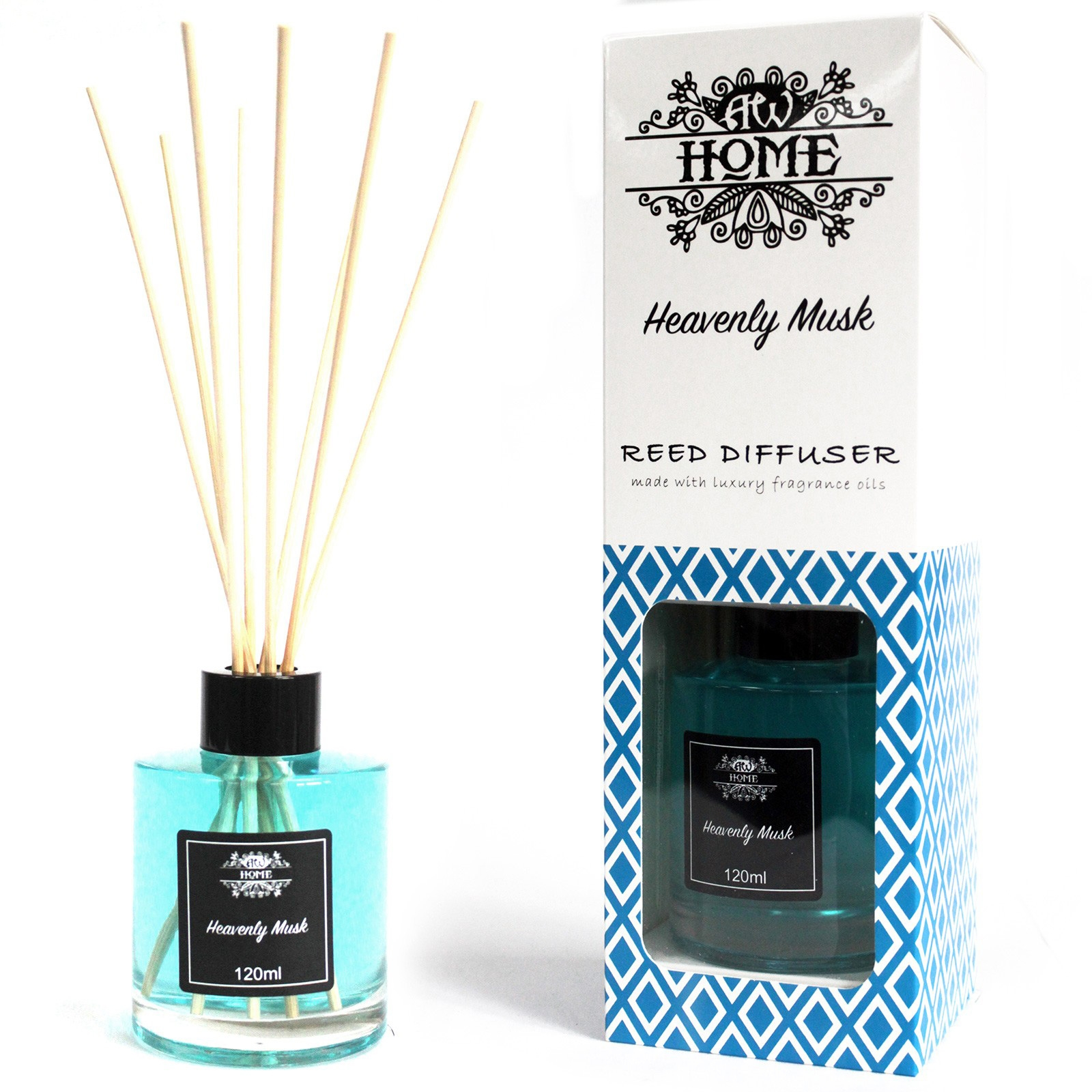 Heavenly Musk Reed Diffuser 120ml